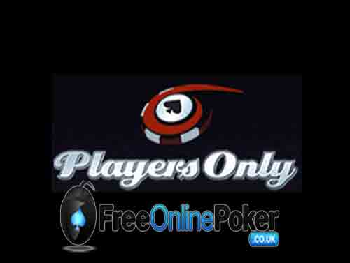PlayersOnly Poker logo