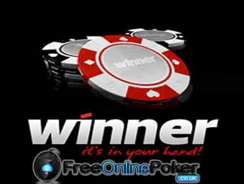 winner poker logo